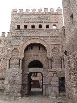 Puerta de Bisagra