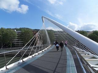 Bilbao - Zubizuri