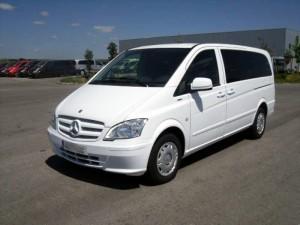 Minivan Taxiberia