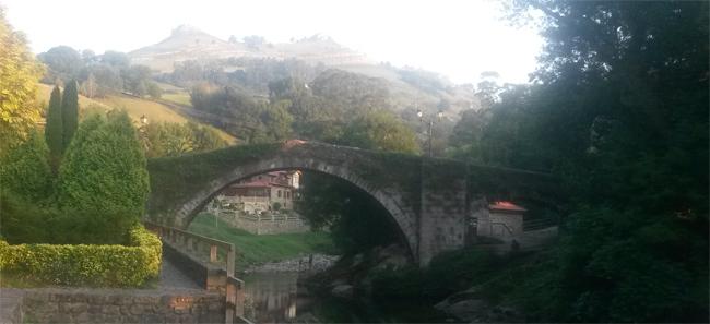 Puente Liérganes (Cantabria)