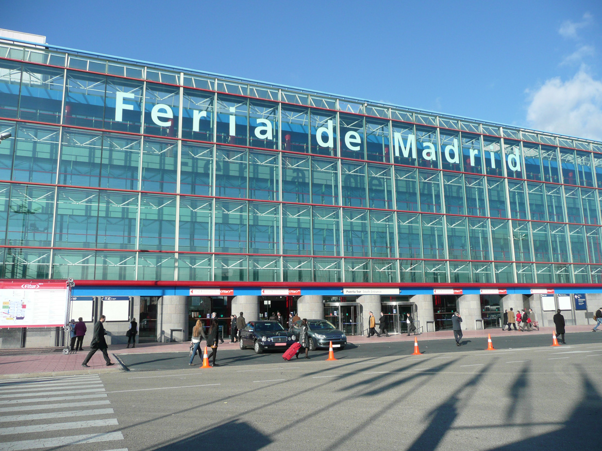 Ifema, Feias y congresos Madrid