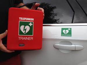 DEA - Vehículo cardioprotegido