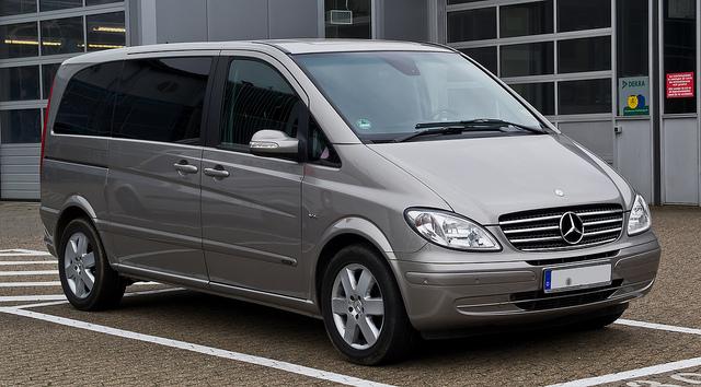 Taxi privado - Minivan - Mercedes-Benz Viano