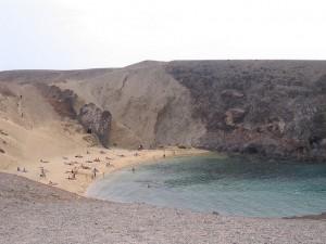 Playa del Papagayo Lanzarote