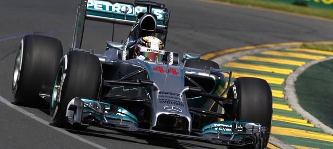 Lewis Hamilton-Formula-1-Australia-2014