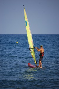 Windsurf en Cambrils