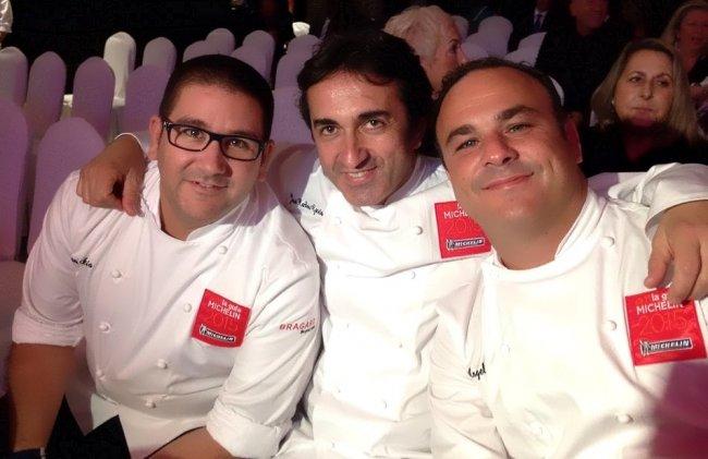 Estrellas Michelin 2015