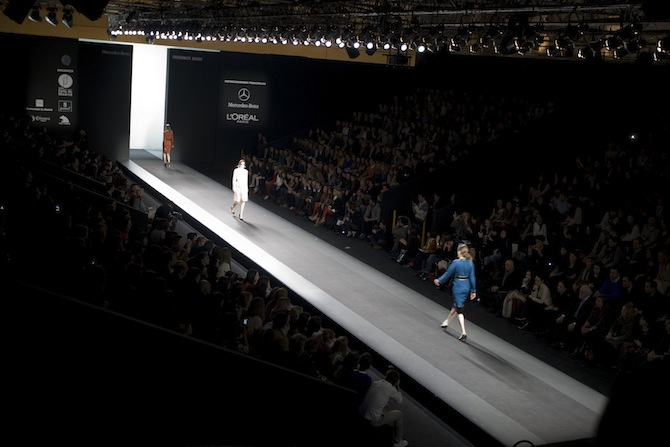 Mercedes Benz Fashion Week 2015