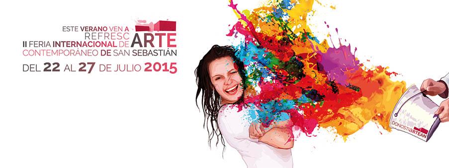 DonostiArtean-2015